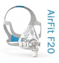 ResMed AirFit F20 QUIET Στοματορινική Μάσκα
